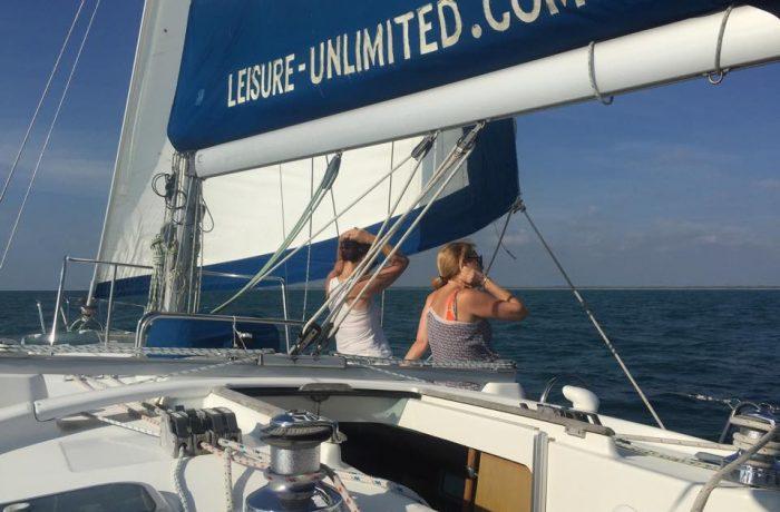Sail boating2